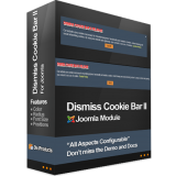 Dismiss Cookie Bar II